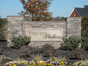 homes in Puckett Station by Ole South Properties, Inc.