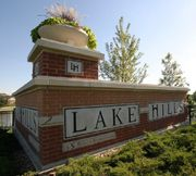 homes in Lake Hills by Olthof Homes