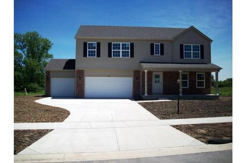 North Point by Olthof Homes in Gary Indiana