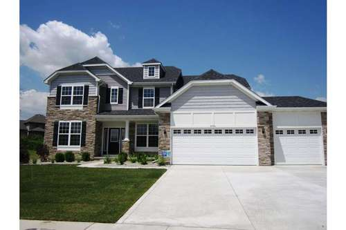 Whispering Ridge by Olthof Homes in Gary Indiana