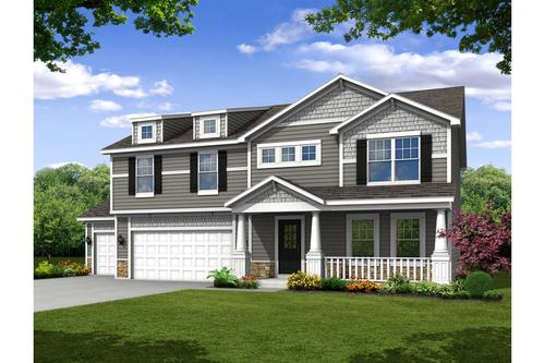 Pentwater by Olthof Homes in Gary Indiana