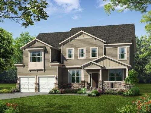 Maple Brook Estates by Orleans Homes in Philadelphia Pennsylvania