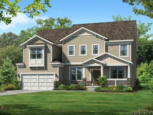 Colvin Park by Orleans Homes in Raleigh-Durham-Chapel Hill North Carolina