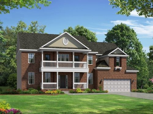 Arbor Oaks by Orleans Homes in Charlotte North Carolina
