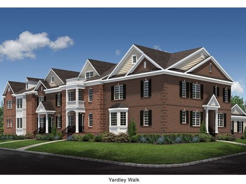 Yardley Walk by Orleans Homes in Philadelphia Pennsylvania