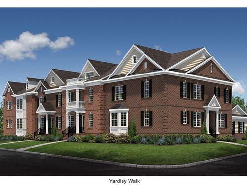 Yardley Walk by Orleans Homes in Philadelphia Pennsylvania