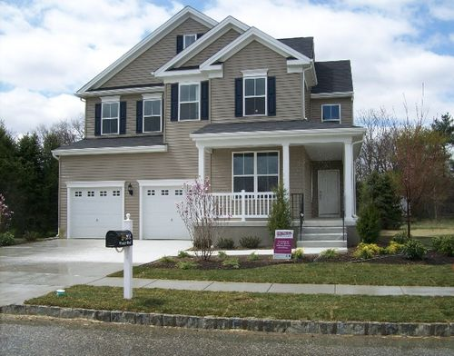 house for sale in Leigh Court at Mullica Hill by Orleans Homes