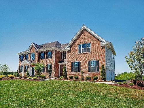 Weathersfield Estates by Orleans Homes in Mercer County New Jersey