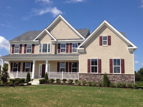 Covington Estates by Orleans Homes in Mercer County New Jersey