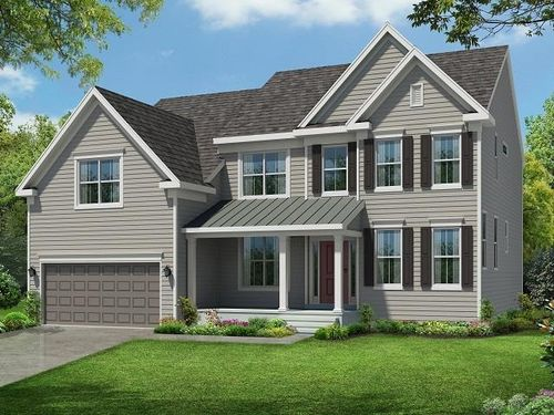 Blackberry Creek by Orleans Homes in Chicago Illinois