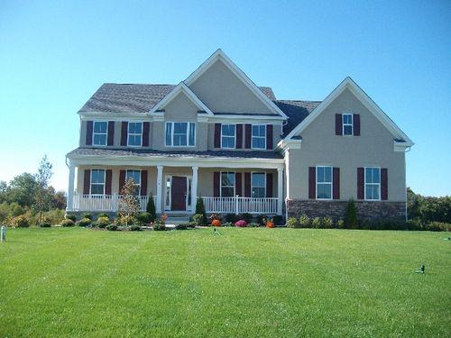 Covington Estates by Orleans Homes in Philadelphia Pennsylvania