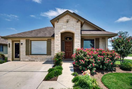 Austin's Colony by Pacesetter Homes in Austin Texas