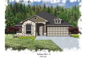 Pacesetter - The Sedona - Blanco Vista: San Marcos, TX - Pacesetter Homes