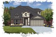Pacesetter - The Toscana II - Blanco Vista: San Marcos, TX - Pacesetter Homes