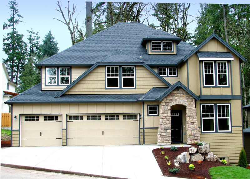 Garrette custom homes garrette custom homes rialto for Custom home builders vancouver wa