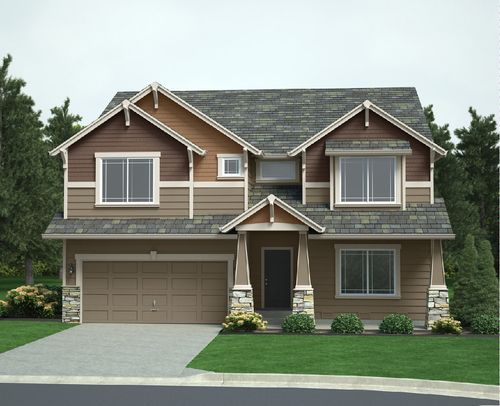Cypress Ridge by Pacific Ridge Homes in Seattle-Bellevue Washington