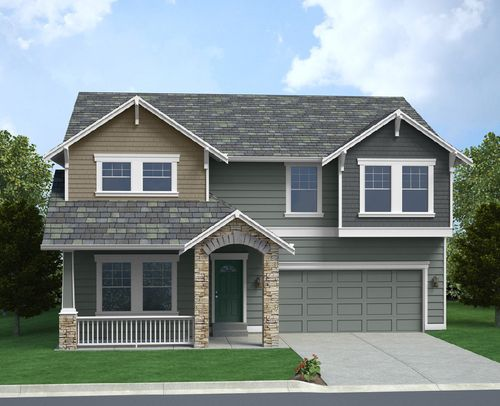 CreekWalk by Pacific Ridge Homes in Seattle-Bellevue Washington