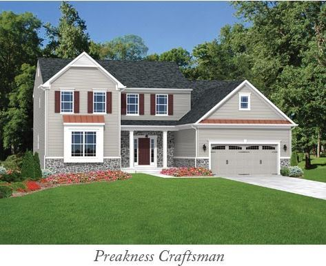 Carriage Glen by Paparone Homes of NJ in Philadelphia Pennsylvania