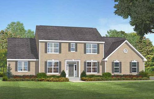 Fawn Ridge by Paramount Homes in Ocean County New Jersey