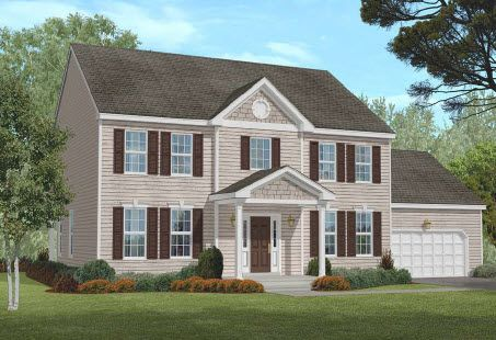 Royal Grove by Paramount Homes in Ocean County New Jersey
