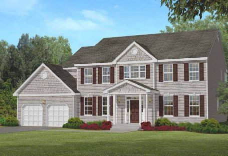 Whispering Meadows by Paramount Homes in Ocean County New Jersey