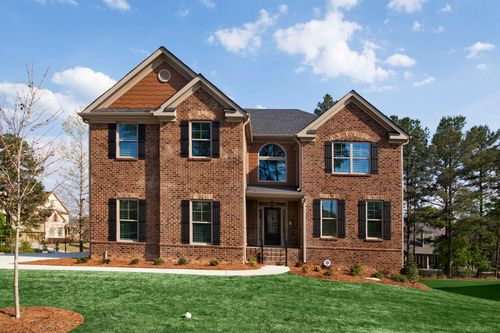 Pembrooke Park by Paran Homes in Atlanta Georgia