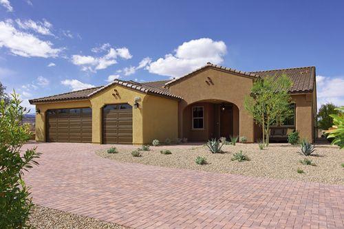 Durango Ranch by Pardee Homes in Las Vegas Nevada