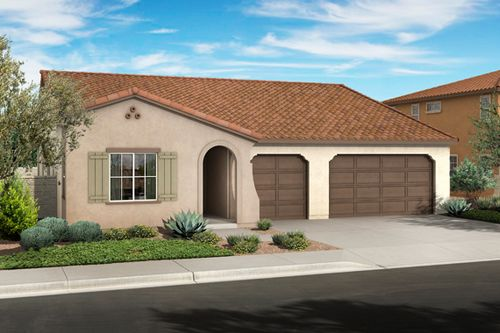 Eldorado Heights by Pardee Homes in Las Vegas Nevada