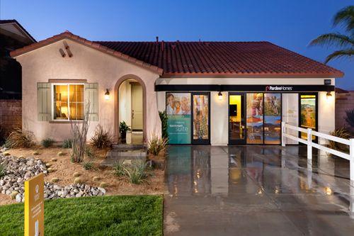 Meadow Ridge by Pardee Homes in Riverside-San Bernardino California