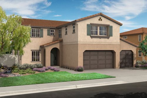 Meadow Ridge by Pardee Homes in Riverside-San Bernardino California