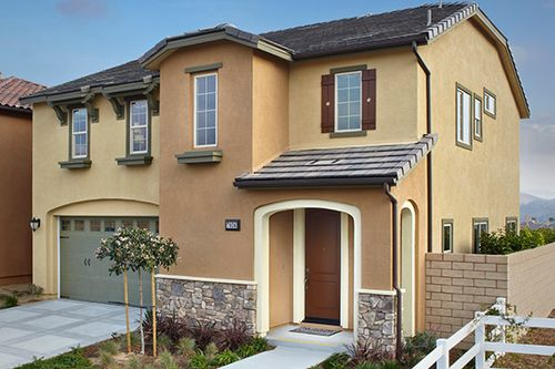 Moorpark Highlands by Pardee Homes in Los Angeles California