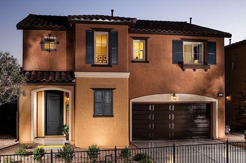 Sandstone by Pardee Homes in Las Vegas Nevada