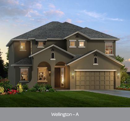 SummerBrooke by Park Square Homes in Orlando Florida