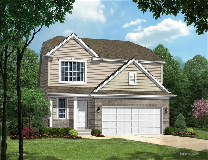 The Golf Club of Wentzville-Carefree Living by Payne Family Homes  in