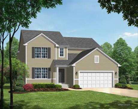 The Golf Club of Wentzville-Single Family by Payne Family Homes  in