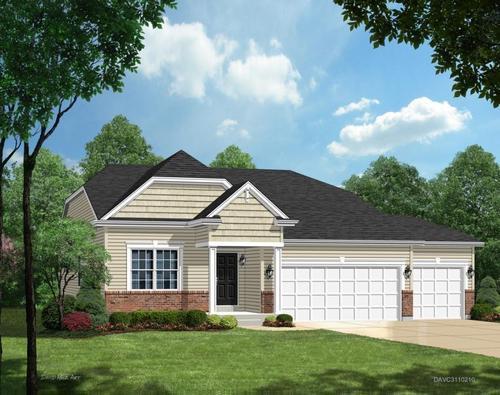 Konert Lake Estates by Payne Family Homes in St. Louis Missouri