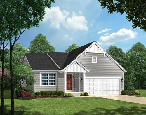 The Grove at Belleau Creek by Payne Family Homes in St. Louis Missouri