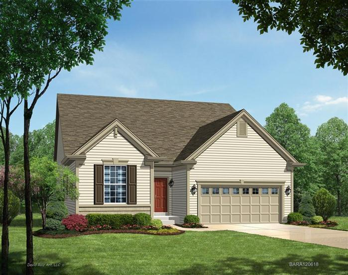 Barcelona - Boulder Ridge: Wentzville, MO - Payne Family Homes