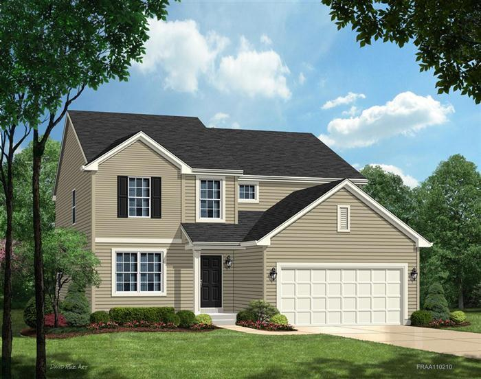 The Golf Club of Wentzville-Single Family by Payne Family Homes