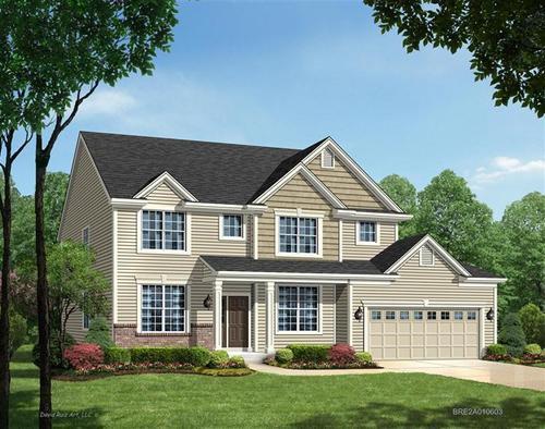 Hawkins Ridge by Payne Family Homes in St. Louis Missouri