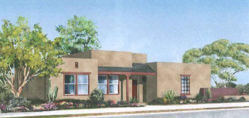Civano Presidio by Pepper Viner Homes in Tucson Arizona