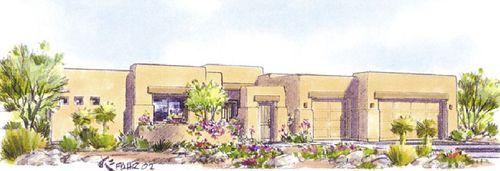 StoneBridge in the Foothills by Pepper Viner Homes in Tucson Arizona