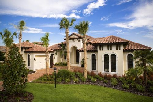 LAKEWOOD RANCH: Country Club East At Lakewood Ranch/Peregrine Home by Peregrine Homes in Sarasota-Bradenton Florida