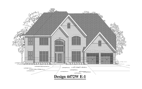 house for sale in Firethorne 70' by Perry Homes