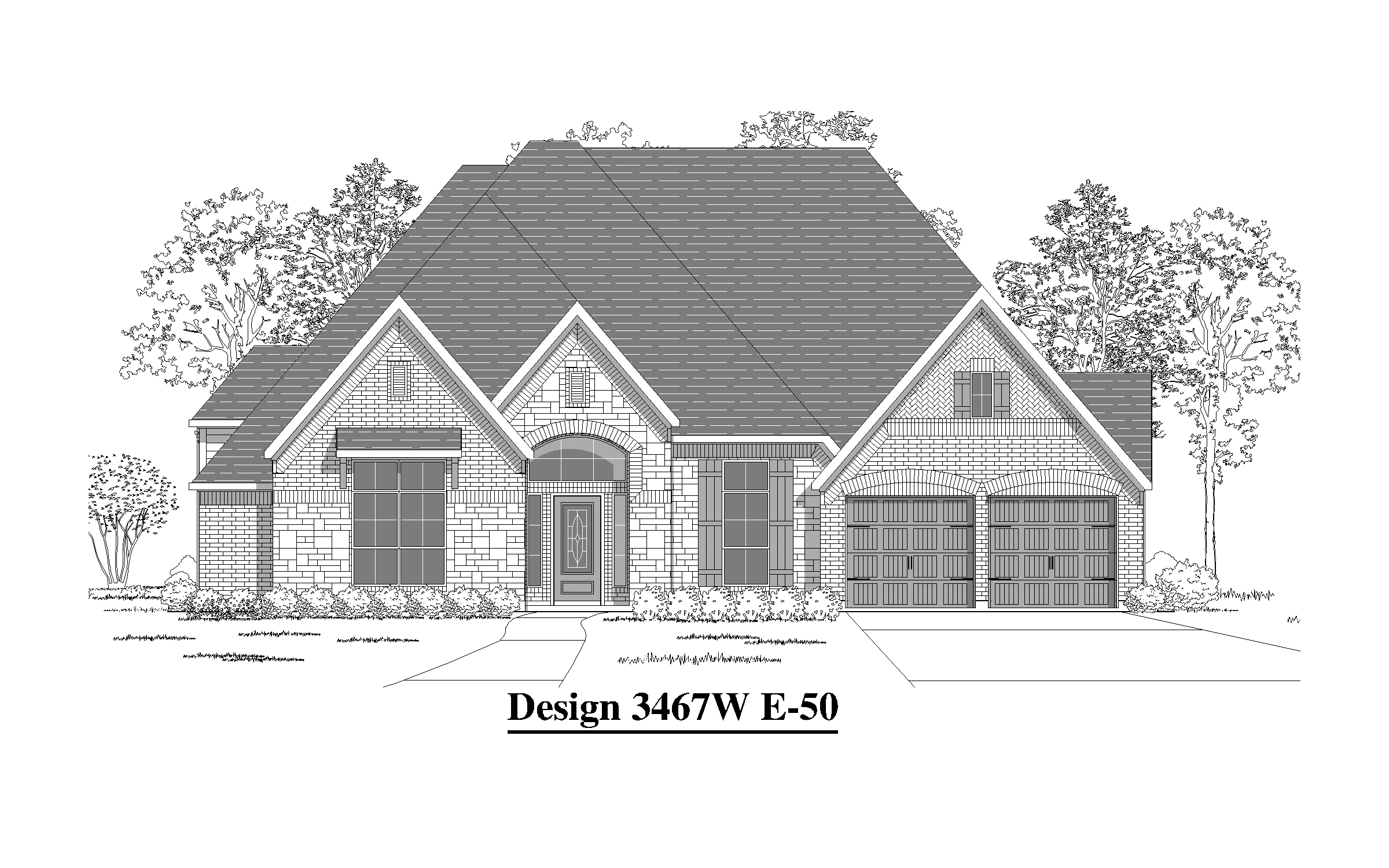 3467W - The Preserve Of Mission Valley: New Braunfels, TX - Perry Homes