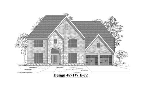 Shadow Creek Ranch - Azalea Creek 70' and Autumn Brook 70' by Perry Homes in Houston Texas