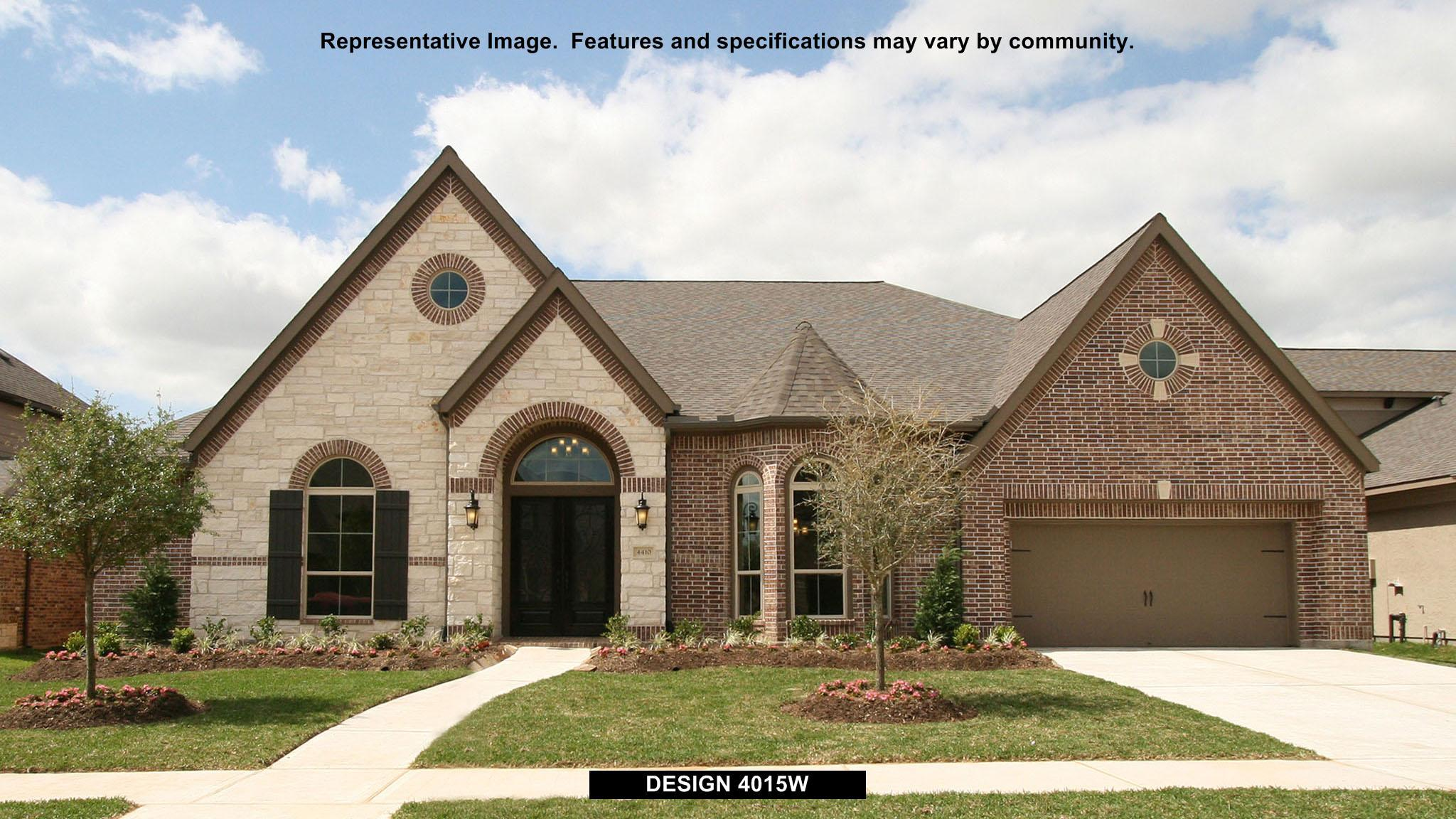4015W - Sienna Plantation 80'/85': Missouri City, TX - Perry Homes