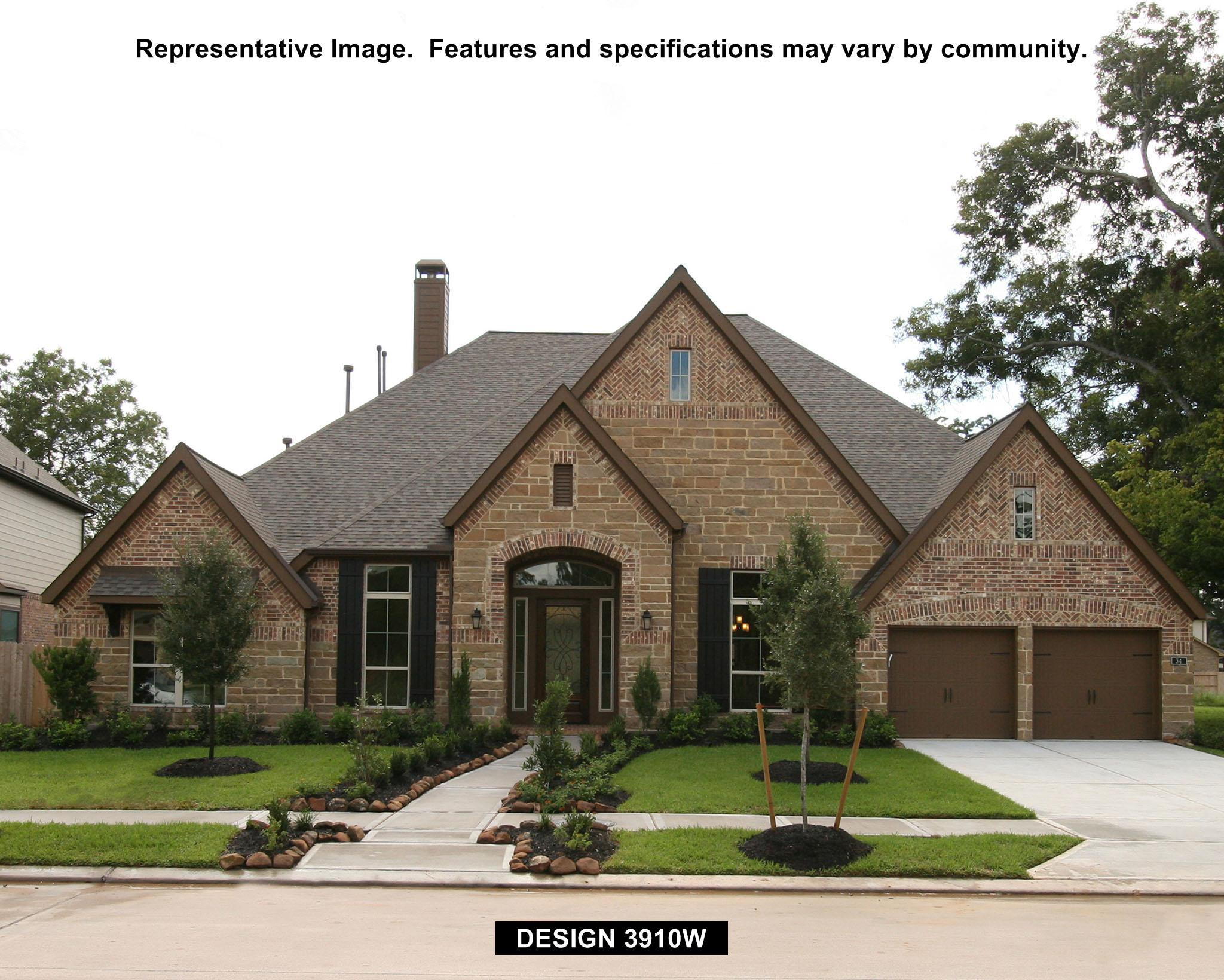 3910W - Sienna Plantation 80'/85': Missouri City, TX - Perry Homes