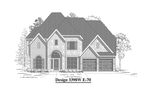 house for sale in Harmony 60' by Perry Homes