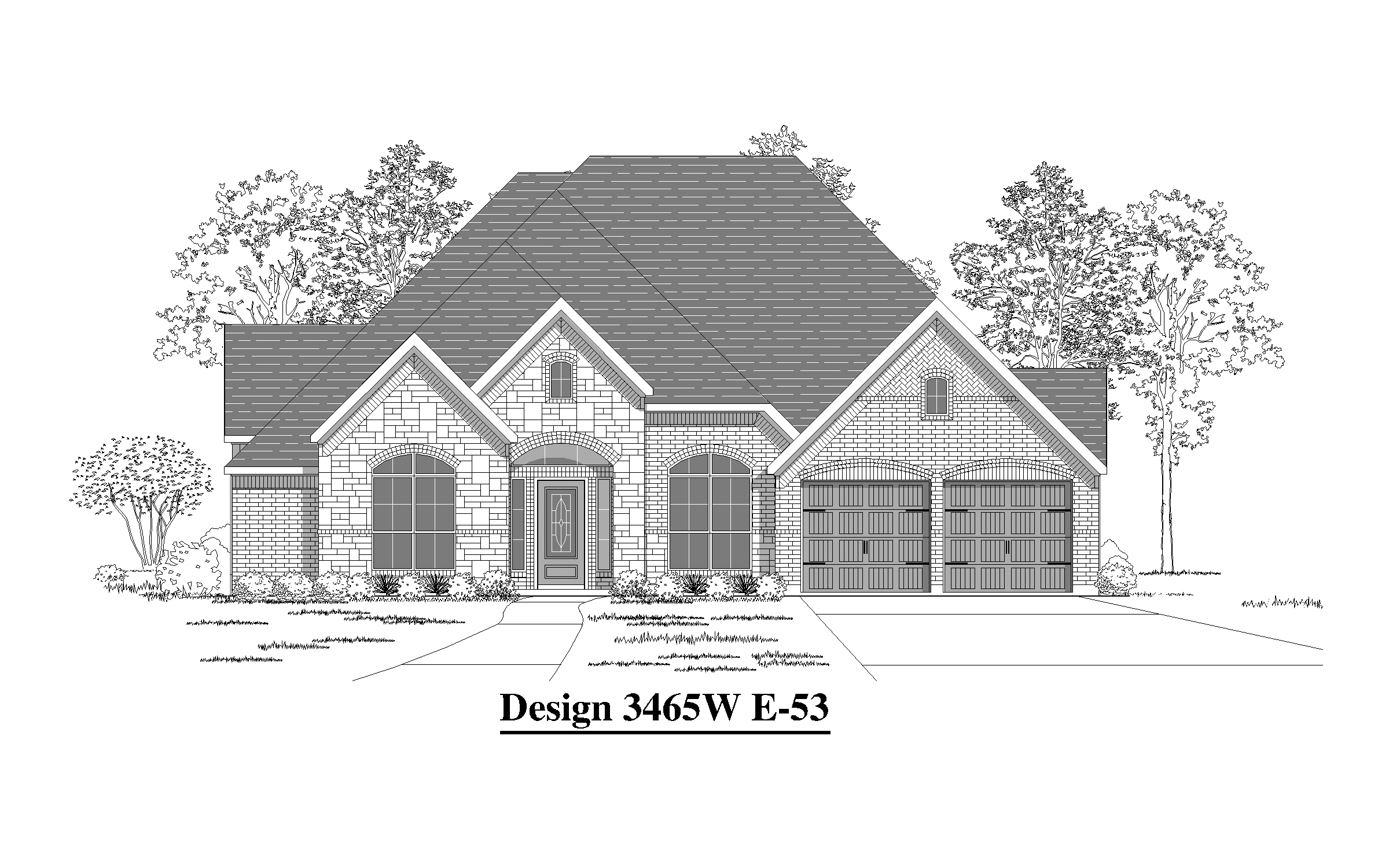 3465W - Oak Run In New Braunfels: New Braunfels, TX - Perry Homes